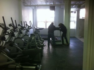 Fortis Gym is Moving