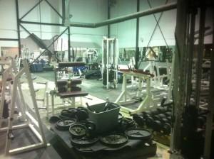 gym moving